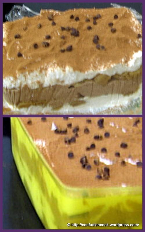 Eggless Chocolate Layered Tiramisu with Eggless Savoiardi (Ladyfingers ...