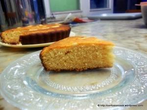 Kaaju Maawa Cake - Baked in Oven