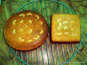 Kaaju Maawa Cake - Oven & Tandoor