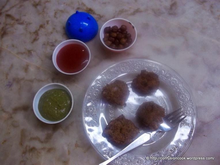 Channe Ke Kebab - Black Chickpea Kebas