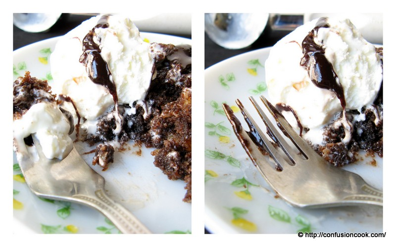 Inch Moist Chocolate Cake Recipe