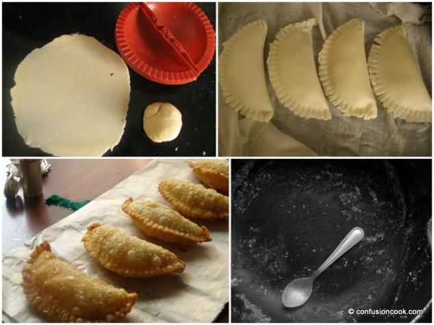Ghujjia/ Sweet Dumplings